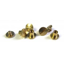 Brass Binding Screws