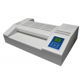 A3 10-Roller Heavy Duty Pouch Laminator High Speed
