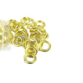 Traditional Banner Eyelets